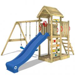 Aire de jeux Wickey MultiFlyer avec toit en bois  812092_k