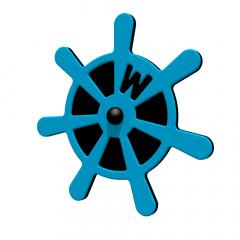 Gouvernail Wickey PRO Wheel public
