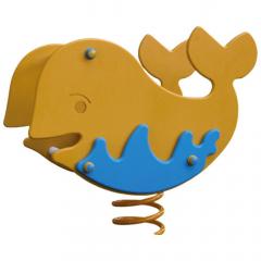 Animal sur ressort baleine  620887
