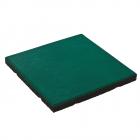 Mattonella di gomma antitrauma 50x50x4,5 cm